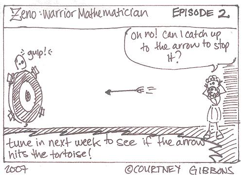 Zeno, Warrior Mathematician! (Episode 2)
