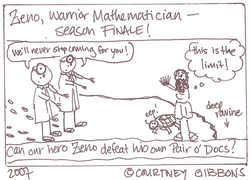 Zeno, Warrior Mathematician: Season Finale