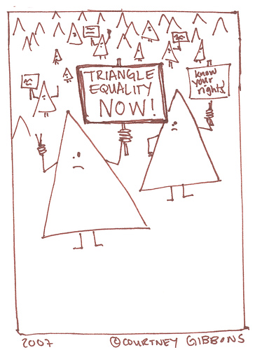 Brown Sharpie » Archive » Reverse Triangle Inequality!