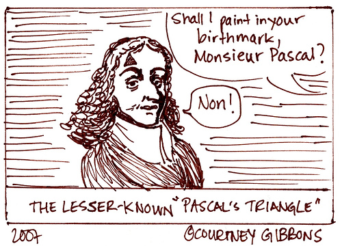 The Other Pascal's Triangle