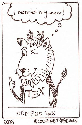 Oedipus TeX