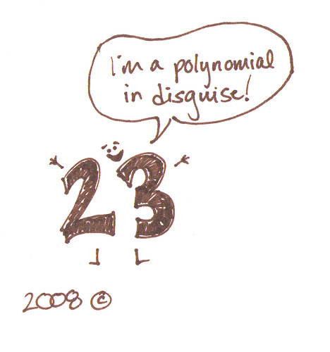 Polynomial in Disguise!