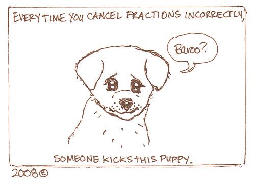Please Don't Kick My Puppy.