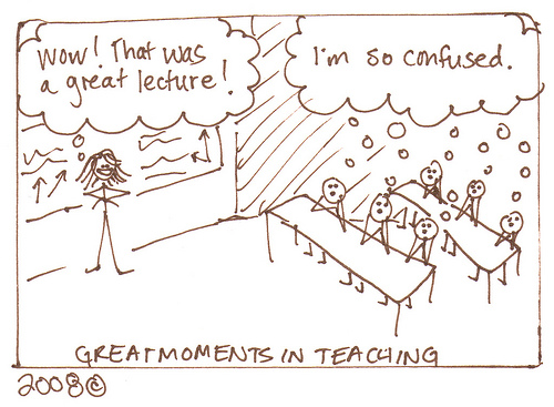 Great Moments in Teaching