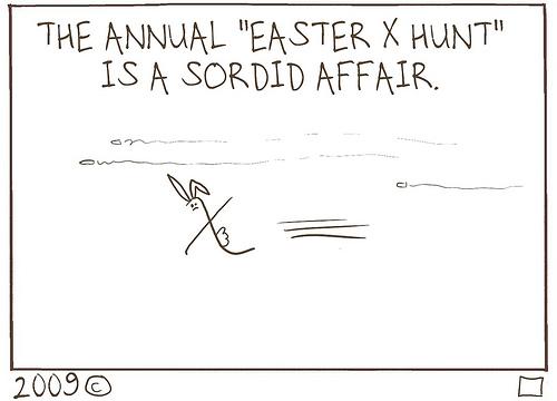 Easter x Hunt