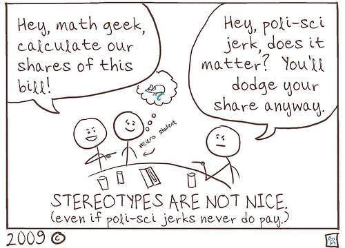 sterotypes