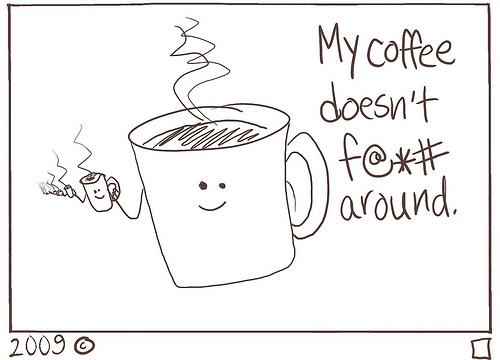 Fractal Coffee