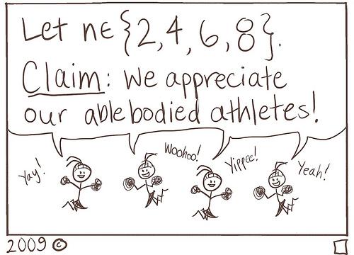Go, Mathletes!