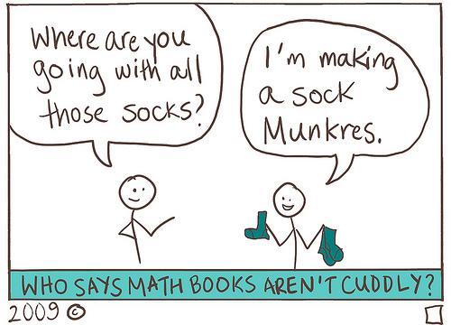 Sock Munkres