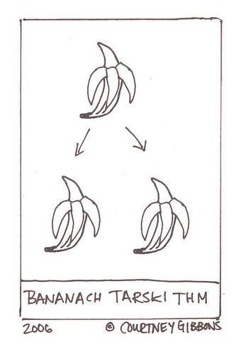 Bananach Tarski