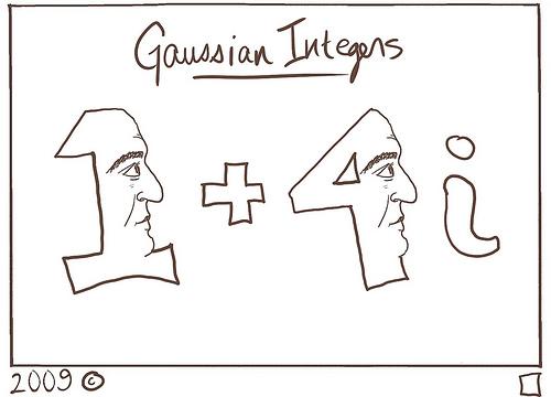 Gaussian Integers