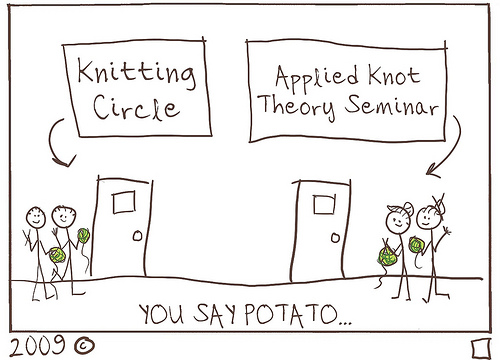 I say Potato…